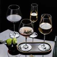 川岛屋日式红酒杯醒酒器套装ins 风北欧欧式家用高档红酒酒具套装