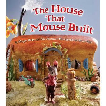 【预订】The House That Mouse Built 预订商品,需要1-3个月发货,非质量问题不接受退换货。