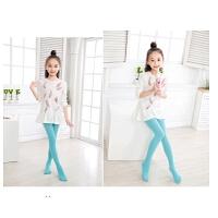 儿童连裤袜夏季薄款公主舞蹈袜女童白色宝宝打底裤丝袜长筒袜