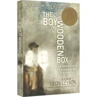 木箱上的小男孩 英文原版 The Boy On The Wooden Box 辛德勒的名单第288号 全英文版 斯皮尔