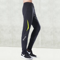 运动长裤男足球训练裤子宽松大码休闲速干运动裤女收腿长裤