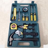 12件套 家用组套工具五金组合工具汽车用应急礼品工具箱 大号