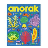 包邮全年订阅 Anorak 英国英文原版 儿童杂志 年订4期