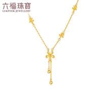 六福珠��足金套�小�r菊�S金套���含延�L���rHIG30070