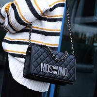 女士包包2018新款时尚潮百搭斜挎包女韩版链条包夏季潮包同款