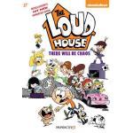 【预订】The Loud House #1: There Will Be Chaos