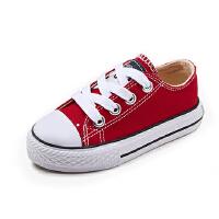 亲子鞋母子儿童帆布鞋春秋季男女童布鞋学生板鞋母女