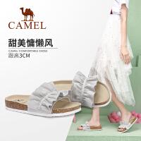 camel骆驼女鞋 2019夏季新款 轻柔甜美 妙享惬意 凉拖女