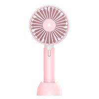 Coral Vision手持风扇可充电随身便携式手拿迷你小风扇usb minix1