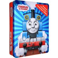 Thomas and Friends英文原版 托马斯和朋友贴纸书 Really Useful Gift Tin 活动图画故事书