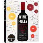 正版现货 葡萄酒基础知识指南 英文原版 Wine Folly: The Essential Guide to Wine