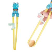 儿童筷子训练筷宝宝学习快子2岁1-2-3婴儿幼儿套装男孩学吃饭餐具