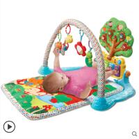 VTech伟易达婴幼儿苹果树脚踏钢琴健身架3-6-12个月宝宝音乐毯