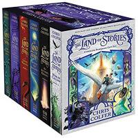 英文原版文学小说 The Land of Stories Gift Set 异世界童话之旅6册