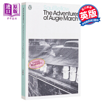 【中商原版】【英文原版】The Adventures of Augie March (Penguin Modern Classics)