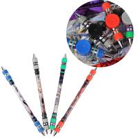 智高转转笔V20新品转战风云旋转陀螺式转笔ZG-5182耐摔比赛专用笔