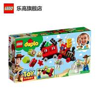 【当当自营】LEGO乐高积木得宝DUPLO系列10894 2岁+总动员火车