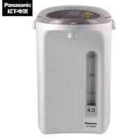 Panasonic/松下 NC-EN4000 电热水瓶家用保温烧水壶 泡奶粉不锈钢