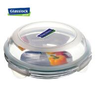 三光云彩/glasslock 钢化玻璃保鲜盒 容量800ml水果盒餐具RP803D
