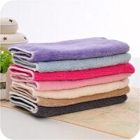 红兔子(HONGTUZI) 20条装纤维洗碗巾抹布纤维抹布厨房清洁布颜色随机