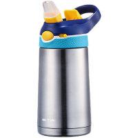 美国BTIF儿童带吸管保温杯男女宝宝水杯幼儿园不锈钢防漏防摔水壶