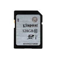 金士顿SD卡128G内存卡CLASS10高速SD10V G2数码单反相机卡 128g