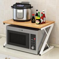 厨房置物架落地式蔬果多层收纳架储物三层桌面碗柜双层微波炉架子