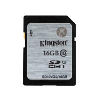 金士顿16g内存卡 Class10高速存储SD卡16G数码单反相机内存卡包邮