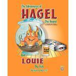 【预订】The Adventures of Hagel the Hound: And Louie the Fish W