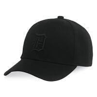 帽子秋冬季韩版户外休闲运动帽男士棒球帽全封口帽鸭舌帽遮阳帽潮