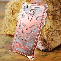 iPhone6 6plus 新机械 手机壳/手机套/保护壳/保护套 防摔套男女潮款 雷神2 闪电侠 变形金刚 闪电侠
