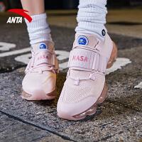 【满259-200】安踏漫威联名女鞋SEEED系列零界NASA 60th纪念款跑鞋运动鞋气垫鞋92835509