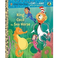 King Cecil the Sea Horse (Dr. Seuss/Cat in the Hat) 海马国王塞西尔