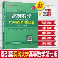 高等数学(第七版下册)同步辅导及习题全解(高校经典教材同步辅导丛书)