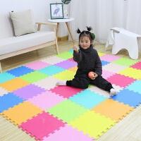 儿童地垫PE拼图地垫拼接爬行垫泡沫婴儿家用卧室榻榻米地板垫铺满
