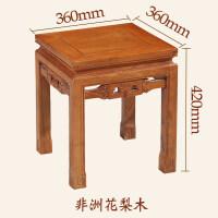 小凳子家具实木中式古典小方凳子餐凳换鞋凳板凳矮凳家用