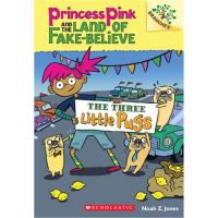 Princess Pink and the Land of Fake-Believe The Thr,Princess