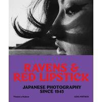 Ravens & Red Lipstick 乌鸦和红色唇膏 日本当代摄影画册作品集