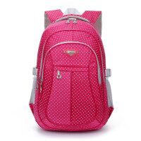 书包小学生女3-6年级儿童双肩包女生8-12岁减负防水护脊背包