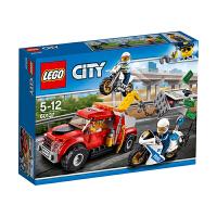【当当自营】乐高(LEGO)积木 城市组系列City 玩具礼物5-12岁 追踪重型拖车 60137