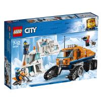 【当当自营】LEGO乐高积木城市组City系列60194 7-12岁极地侦察车
