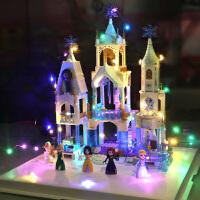 �和�玩具女孩生日�Y物公主�^家家10�q冰雪6�凵�城堡房子8至12套�b