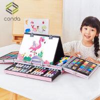 儿童画笔套装小学生水彩笔绘画礼盒画画工具美术文具用品生日礼物