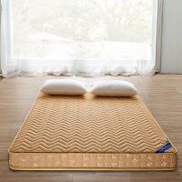 高密度���棉海�d榻榻米床�|子1.51.8床加厚10cm床褥�|被定做