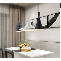 北欧餐厅吊灯现代简约创意个性咖啡厅吧台三头马卡龙艺术风格灯具
