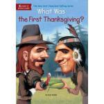 【预订】What Was the First Thanksgiving?