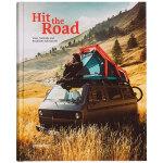【预订】包邮Hit the Road: 上路,房车旅行 英文原版旅行图书