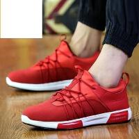 新品休闲鞋男鞋新款四季运动板鞋休闲户外鞋透气网面鞋子