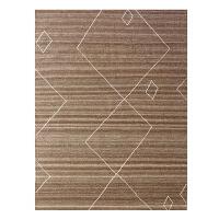 印度进口客厅茶几卧室混纺地毯 摩洛哥系列多款
