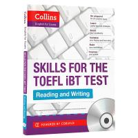 英文原版 TOEFL iBT Test Reading and Writing 托福阅读写作考试指南 英文版原版 现货